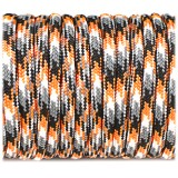 Paracord Type III 550, storm #323