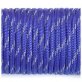 Paracord reflective, royal blue #r3376