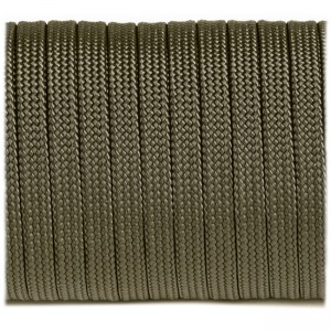 Coreless Paracord, army green #010-H