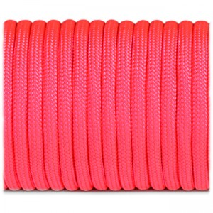 Paracord Type III 550, sofit pink #315