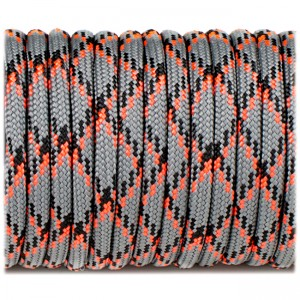 Paracord Type III 550, granite fracture #366