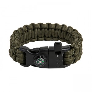 "Браслет ""Кобра"" Survival, Army green"