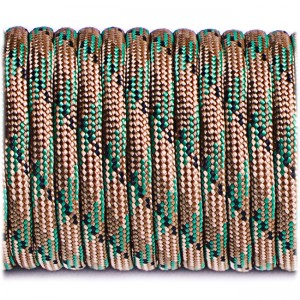 Paracord Type III 550, scout camo #341