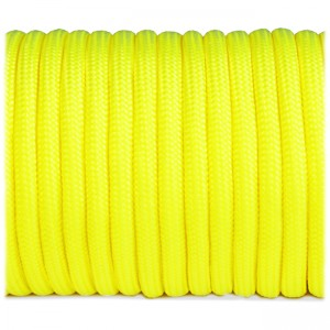 Paracord Type III 550, sofit yellow #319