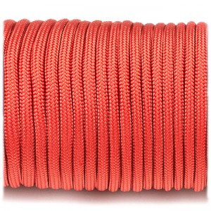 Paracord Type III 550, red #021