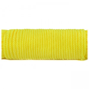 Microcord (1.4 mm), sofit yellow #319-1