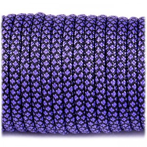 Paracord Type III 550, purple snake #267