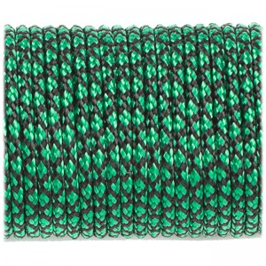 Minicord (2.2 mm), emerald green snake #265-2